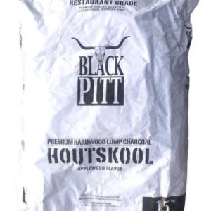 Houtskool Europese Appel 15kg A